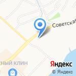 Сибирский дом страхования на карте Бийска