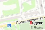 Схема проезда до компании СТО-Маркет в Бийске