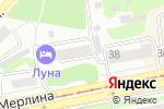 Схема проезда до компании ВП в Бийске