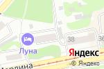 Схема проезда до компании Мастерская речи в Бийске