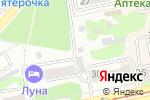 Схема проезда до компании VIP-Motors в Бийске