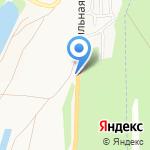 ГАЗОЙЛ на карте Бийска