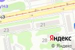 Схема проезда до компании Адвокатский кабинет Ковальчук Д.В. в Бийске