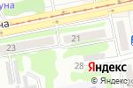 Схема проезда до компании Национальная почтовая служба, ЗАО в Бийске