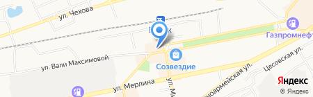 Сумки-микс на карте Бийска