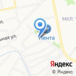 Команда Русский Экстрим на карте Бийска