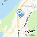 АвтоСиб на карте Бийска
