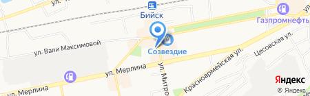 CashPoint на карте Бийска