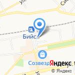 ДИСКОНТ на карте Бийска