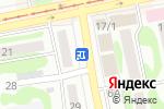 Схема проезда до компании Киоск по продаже цветов в Бийске