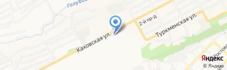 Ремонтно-монтажная фирма на карте Бийска