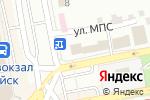 Схема проезда до компании Звезда в Бийске