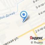 Бийский Завод ПеноБетона на карте Бийска