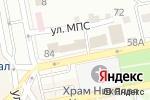 Схема проезда до компании Магазин готовых салатов по-корейски в Бийске