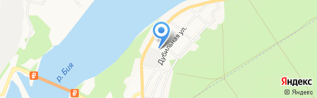 АгроСиб на карте Бийска