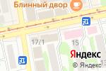Схема проезда до компании Почтовое отделение №3 в Бийске