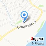 Автоцентр Терминал-Моторс на карте Бийска