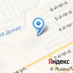 ФПК-Бийск на карте Бийска