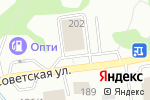 Схема проезда до компании Автоцентр Терминал-Моторс в Бийске