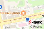 Схема проезда до компании СтоЛото в Бийске