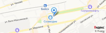 Мастерская по ремонту электроинструмента на карте Бийска