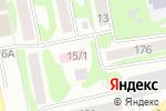Схема проезда до компании Краевой наркологический диспансер в Бийске