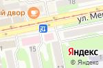 Схема проезда до компании Оптика №2, МУП в Бийске