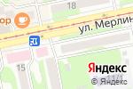 Схема проезда до компании Автодок в Бийске