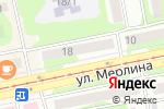 Схема проезда до компании Хмельная бочка в Бийске