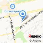 Урал-Пресс Кузбасс на карте Бийска