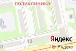 Схема проезда до компании БИЙСКИЙ ГОРОДСКОЙ СОЮЗ ХУДОЖНИКОВ АЛТАЯ в Бийске