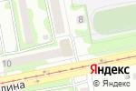 Схема проезда до компании Нуга Бест в Бийске