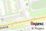 Схема проезда до компании Бийский городской ломбард в Бийске