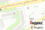 Схема проезда до компании Детская библиотека №5 в Бийске