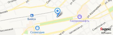 Котломонтажсервис на карте Бийска