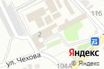 Схема проезда до компании Следственный изолятор №2 в Бийске