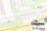Схема проезда до компании Лира в Бийске