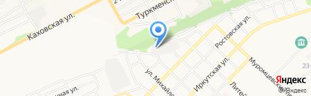 Опт Сервис Плюс на карте Бийска