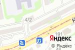 Схема проезда до компании Эстетика в Бийске