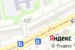 Схема проезда до компании Каприз в Бийске