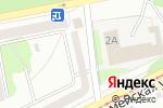 Схема проезда до компании Атака в Бийске