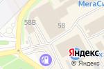 Схема проезда до компании Киоск фастфудной продукции в Бийске