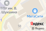 Схема проезда до компании Ярмарка сладостей в Бийске