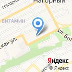 Средняя общеобразовательная школа №31 им. А.В. Спекова на карте Бийска