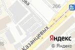Схема проезда до компании Инвапомощь в Бийске