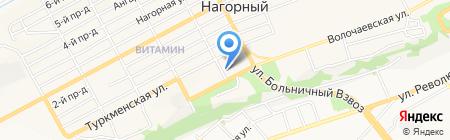 Почтовое отделение №24 на карте Бийска