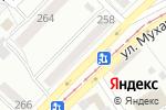 Схема проезда до компании Колбасный двор в Бийске