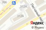 Схема проезда до компании ЭНЕРГИЯ в Бийске