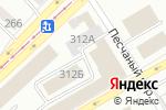 Схема проезда до компании Autograd professional в Бийске