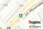 Схема проезда до компании Сеть магазинов в Бийске